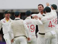 England v Australia 2nd Test scoreboard