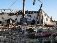 Haftar's Forces Say Hit Hangar With Turkish Drones in Western Lib ..