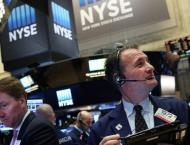 Stock markets rise at end of turbulent week