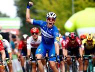 Wellens still leads Binckbank as Hodeg takes stage 5
