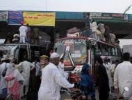 Sindh transport department imposed fine on public transporters fo ..