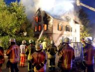 At Least 12 Refugees Injured in Hostel Blaze in Central Germany - ..