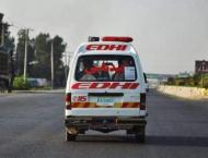 Two die, five injure in two road mishaps in Quetta