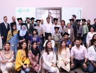 Telenor Pakistan's 6th batch graduates under its 'Open Mind Pakis ..