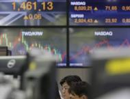 Asian mostly up ahead of much-anticipated Powell speech