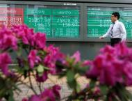 Stocks climb before much-anticipated Powell speech