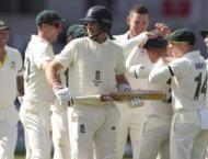England v Australia 3rd Test scoreboard