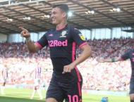 Leeds crush struggling Stoke, Forest rock Fulham