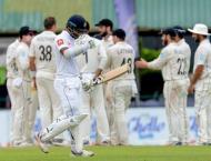 New Zealand thrash Sri Lanka to level series 1-1