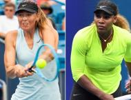 Serena 'ready' for Sharapova as US Open excitement begins