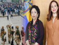 Pakistani envoy briefs UNGA president about  Kashmiris' ordeal un ..