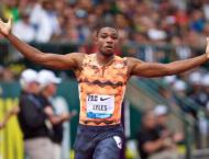 Lyles skipping world double to focus on 200m gold - and Bolt's re ..