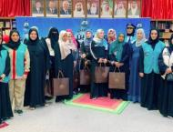 On Emirati Women's Day, Etihad Airways presents gifts to Syrian ..