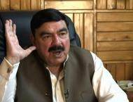 Federal Minister for Railways Sheikh Rashid Ahmed visits Allied h ..