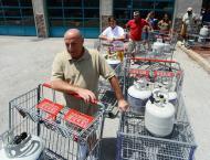 Dorian to become major hurricane as it targets Florida