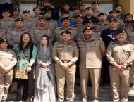 National Highway and Motorway Police (NHMP) observes Kashmir soli ..