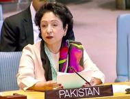 Maleeha Lodhi warns of deepening human catastrophe in Occupied Ka ..