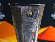 Football: Europa League group stage draw