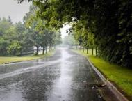 Rain-thunderstorm with gusty winds forecast for parts KP