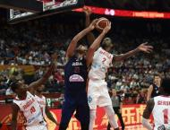 Serbia make emphatic start to Basketball World Cup