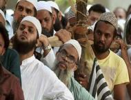 Muslims to lose Indian citizenship