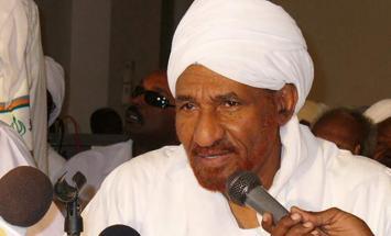 رئیس وزراء حکومة السودان الانتقالیة ..