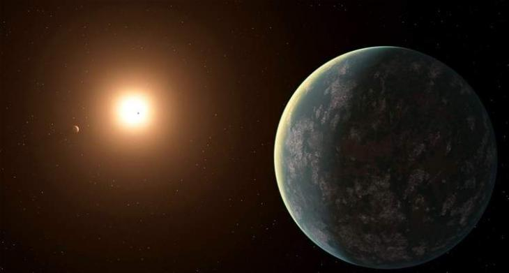 Potentially Habitable Planet Found In New Solar System ...