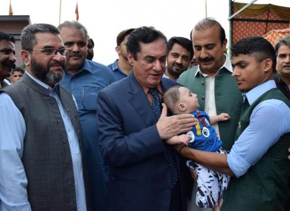 NAB chairman urges orphan children to seek knowledge