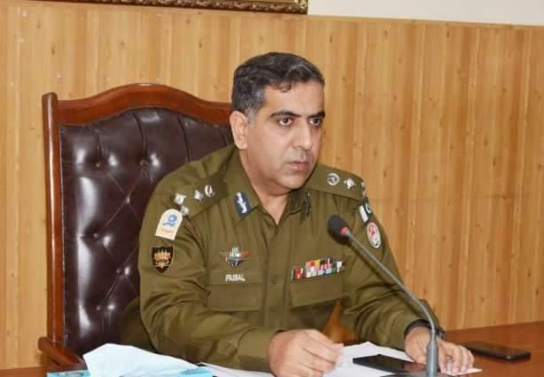 Youm-e-Shuhada-e-Police observed in Rawalpindi