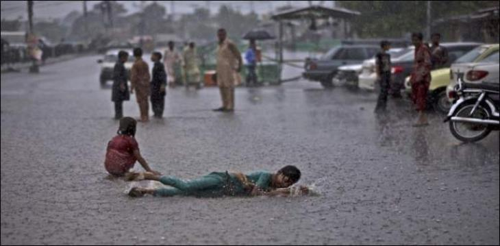 Moderate-to-heavy falls likely in Sindh from Aug 09-12