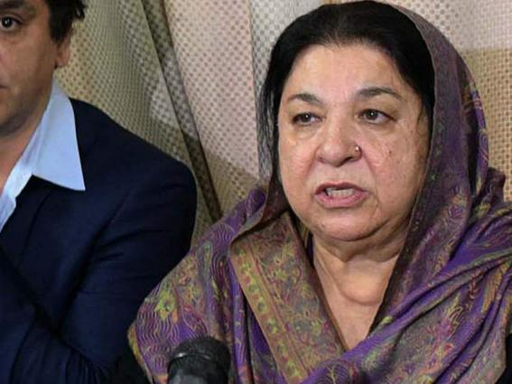Recruitments in health sector purely on merit: Dr Yasmin