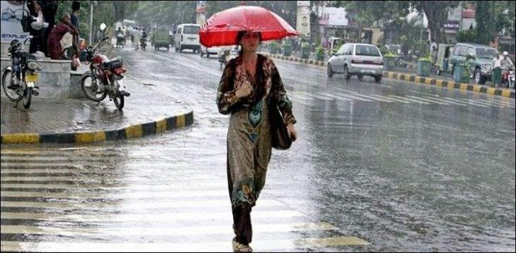 Widespread rains forecast in the country 09 Aug 2019