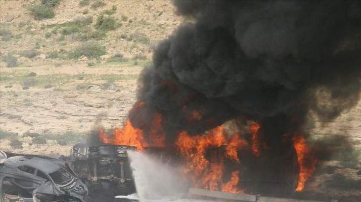 Tanzania Fuel Tanker Blast Kills 60 - UrduPoint