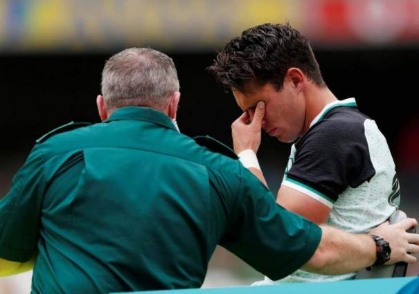 Carbery injured as Ireland beat Italy in World Cup warm-up