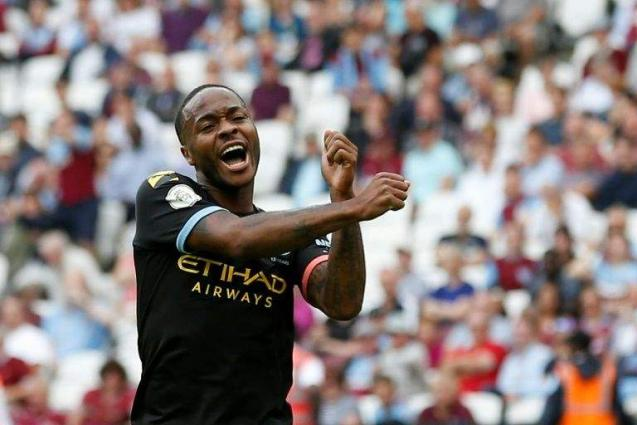 Sterling shines in Man City rout, Brighton, Burnley enjoy strong starts