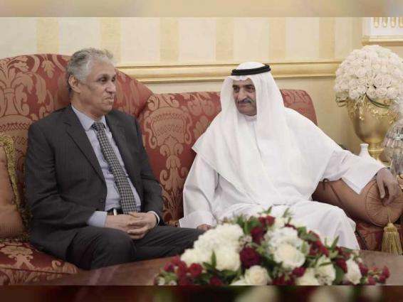 Fujairah Ruler receives more Eid Al Adha well-wishers