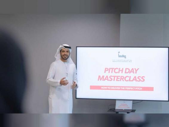 Social start-ups receive masterclass in pitch training