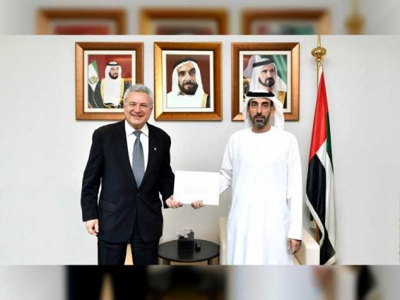 MoFAIC receives credentials of Argentine Ambassador