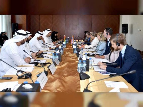 UAE-UK Consular Affairs Committee meets in Abu Dhabi