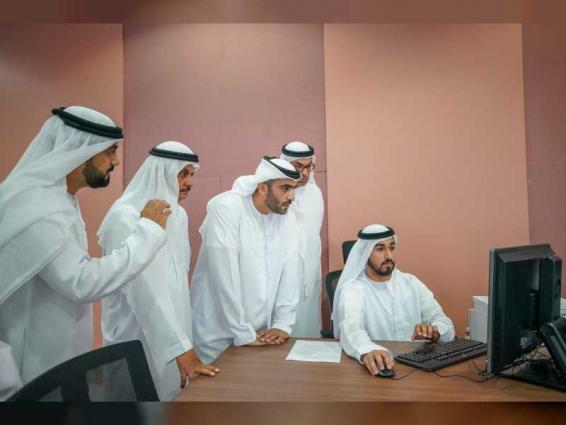 RAK Elections Committee Chair visits candidate registration centre