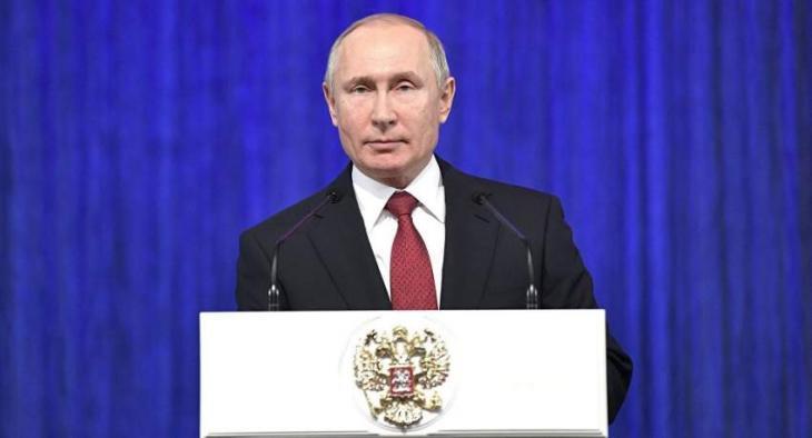 Putin Congratulates Indian President, Prime Minister on Independence Day - Kremlin