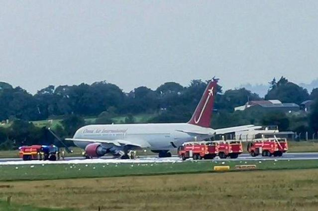Ireland's Shannon Airport Says Flights Disrupted After Plane Incident