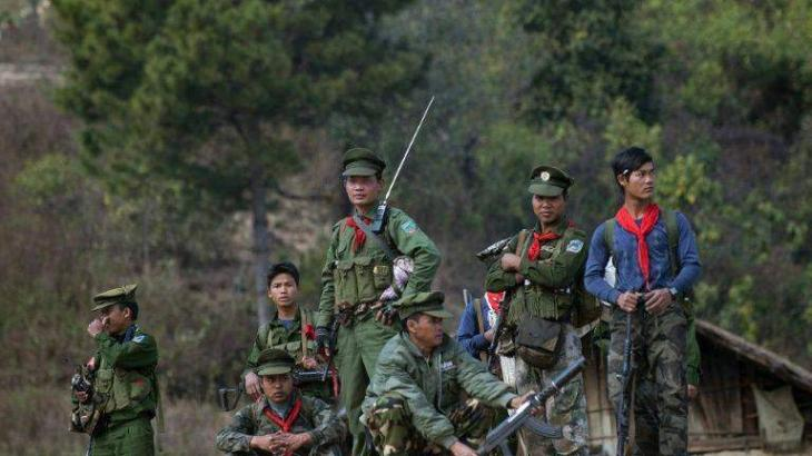 Myanmar rebels carry out unprecedented attack on military academy