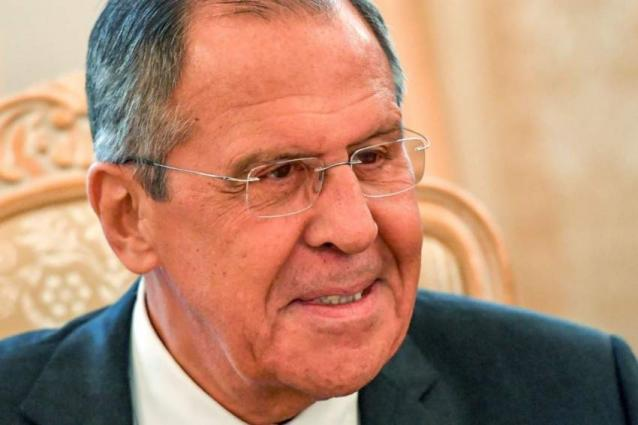 Russian-Japanese Peace Treaty Talks Not at Impasse - Russian Foreign Minister Sergey Lavrov