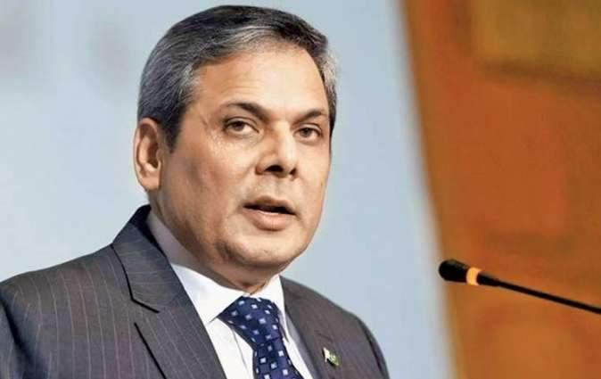 Nafees Zakaria apprised FCO Minister about the gross violation of human rights in IOK