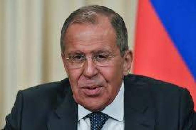 Russian Foreign Minister Says His German Counterpart to Visit Moscow in Next Few Days