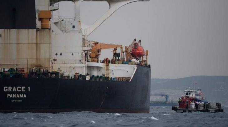 Gibraltar Releases Captain, 3 Crew Members of Iran's Detained Tanker Grace 1 - Reports