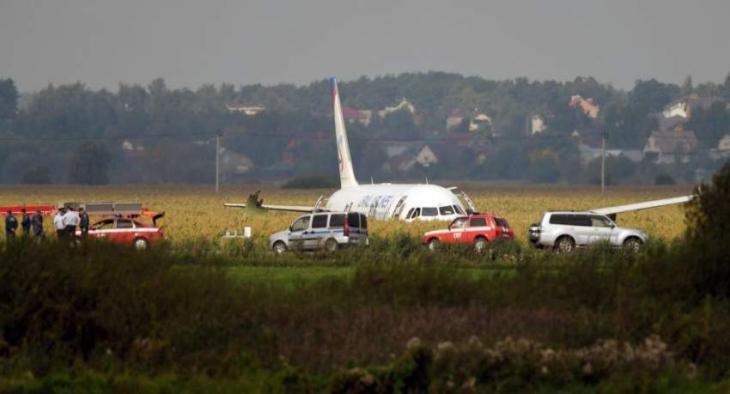 Kremlin Considers Pilots Who Carried Out A321 Emergency Landing to Be Heroes - Peskov