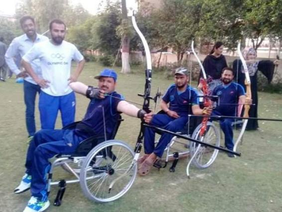 First-ever Pak team to feature in 2019 Int'l Visually Impaired Archery C'ship