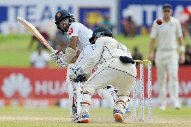 Sri Lanka reach 143 for 3 against New Zealand at tea
